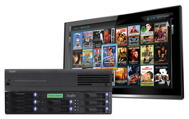 Sunfire Theater Grand Media System